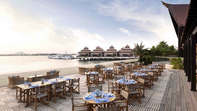 The Beach House at Anantara The Palm, Dubai