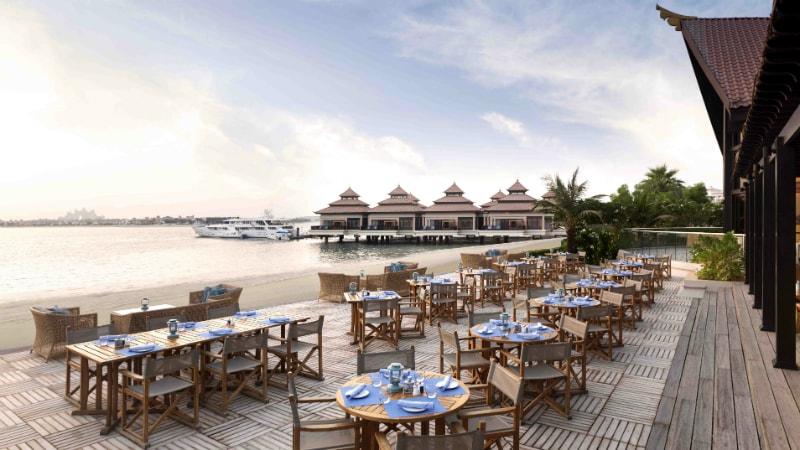 The Beach House at Anantara The Palm, Dubai