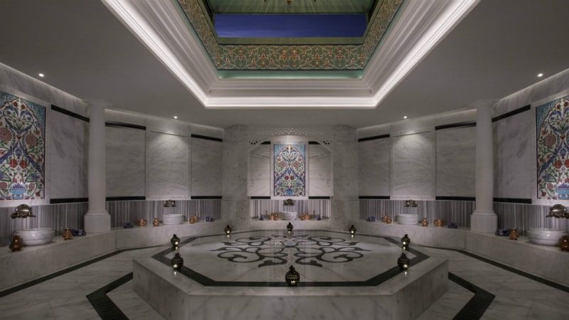 Turkish Hammam at Anantara The Palm, Dubai