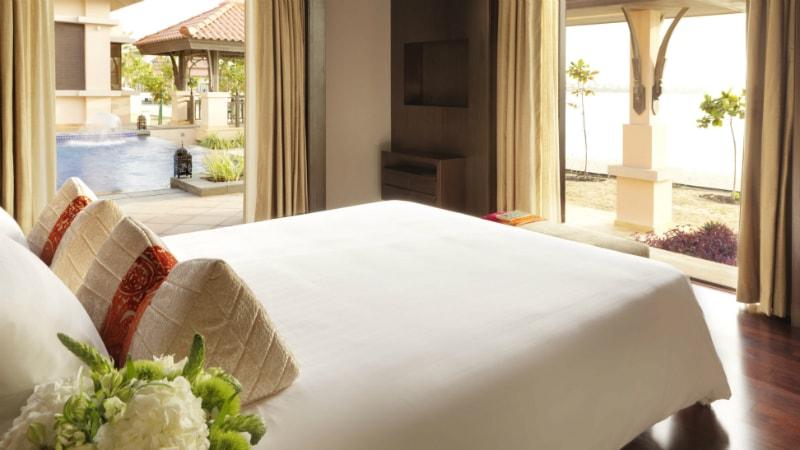 Two Bed Beach Villa at Anantara The Palm, Dubai