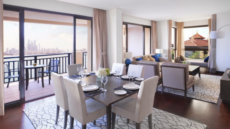 Two Bedroom Apartment at Anantara The Palm, Dubai