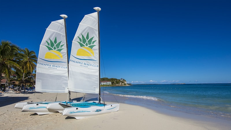 Water Sports - Luxury Holiday at Pineapple Beach Club | Just Fly Business