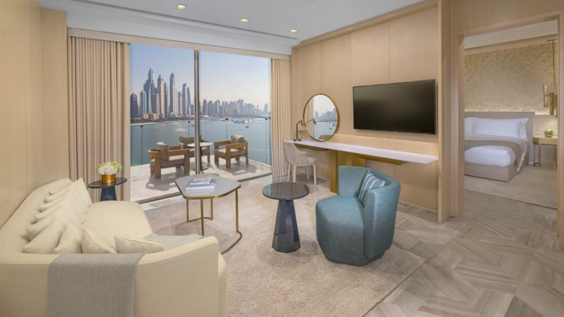 Five Palm Jumeirah, Dubai suite