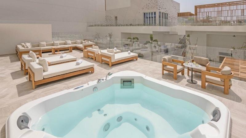 FIVE PALM JUMEIRAH DUBAI four bedroom suite