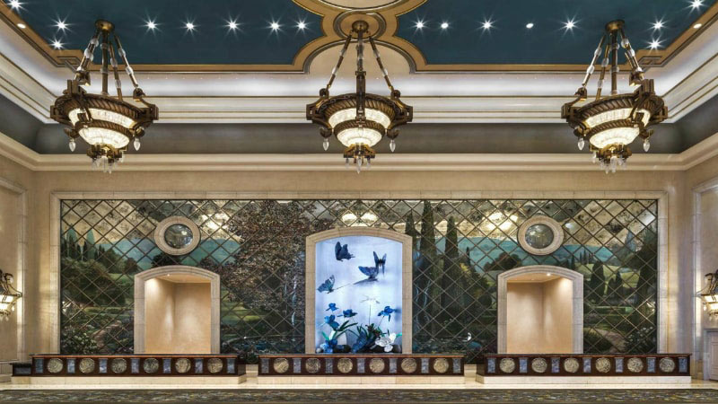 Lobby - Luxury Holiday at Palazzo | Just Fly Business