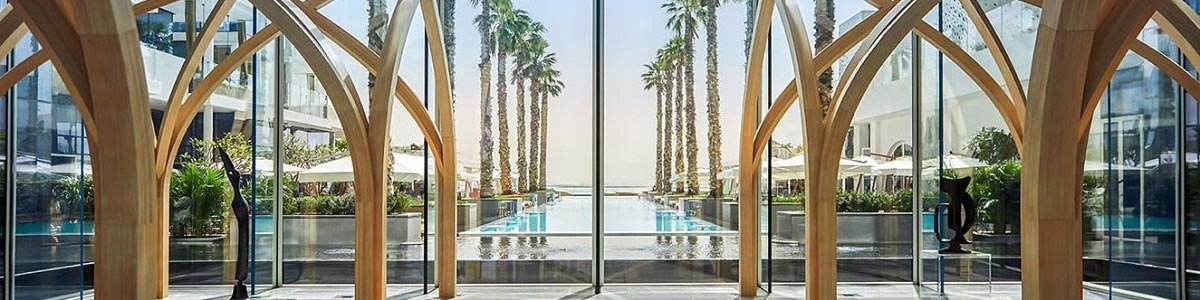 Lobby - FIVE Palm Jumeirah Dubai