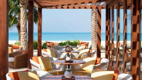 Palm Grill Restaurant at the Ritz-Carlton Dubai