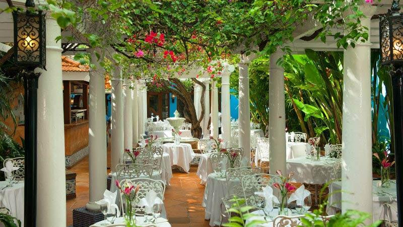 Restaurant - Luxury Holiday at Sandals Royal Caribbean | Just Fly Business