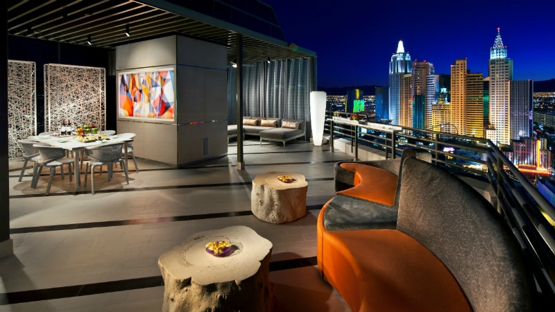 Skyline Terrace Suite at MGM Grand, Las Vegas