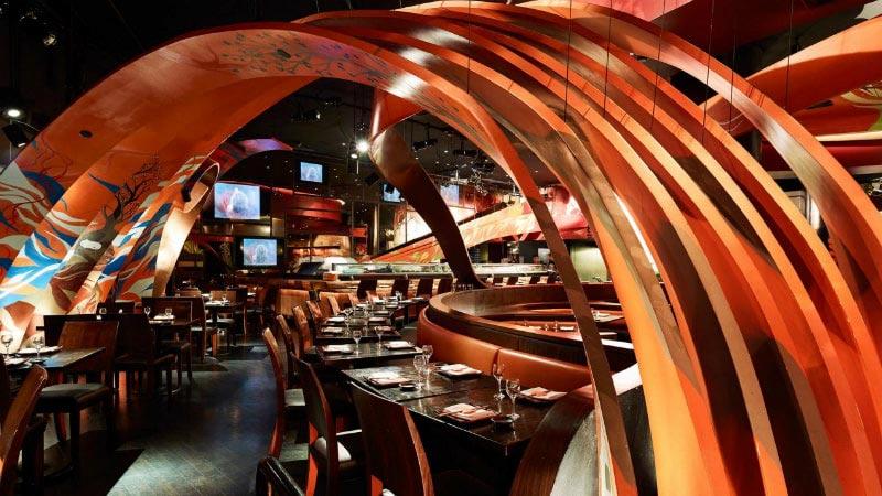 Sushisamba Restaurant - Luxury Holiday at Palazzo | Just Fly Business