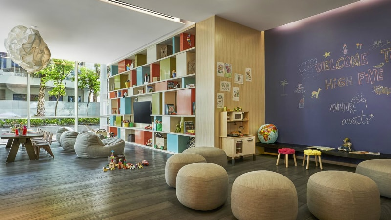 Five Palm Jumeirah, Dubai kids club