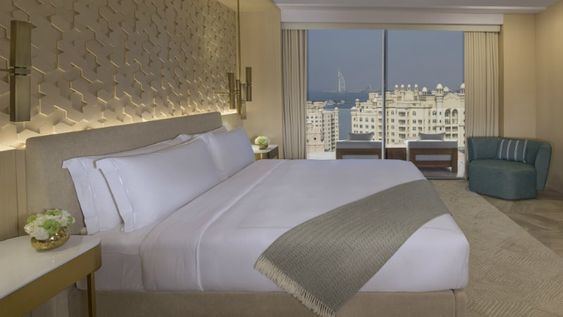 FIVE PALM JUMEIRAH DUBAI Junior suite