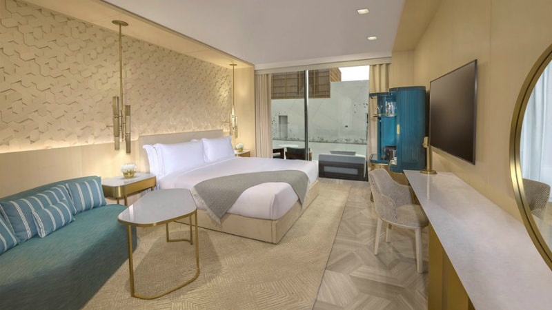 Superior Room - Luxury Holiday at Five The Palm - Just Fly Business