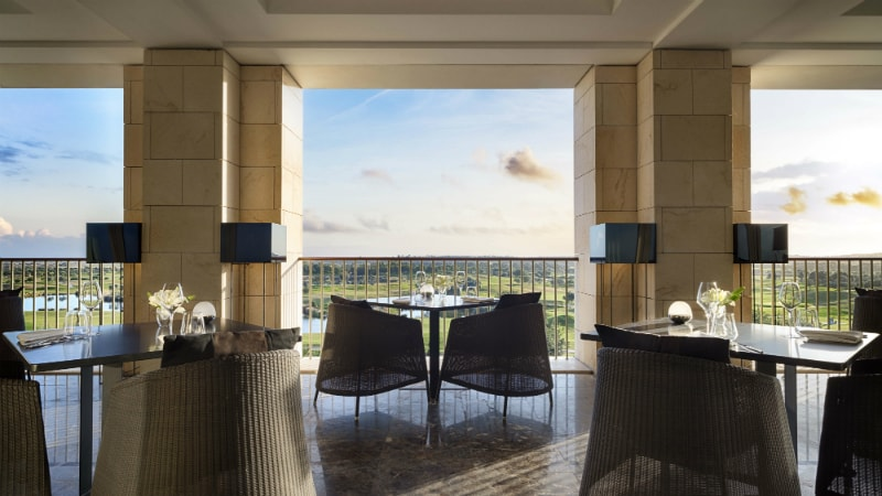 Restaurant - Luxury Holiday at Anantara Vilamoura Algarve | Just Fly Business