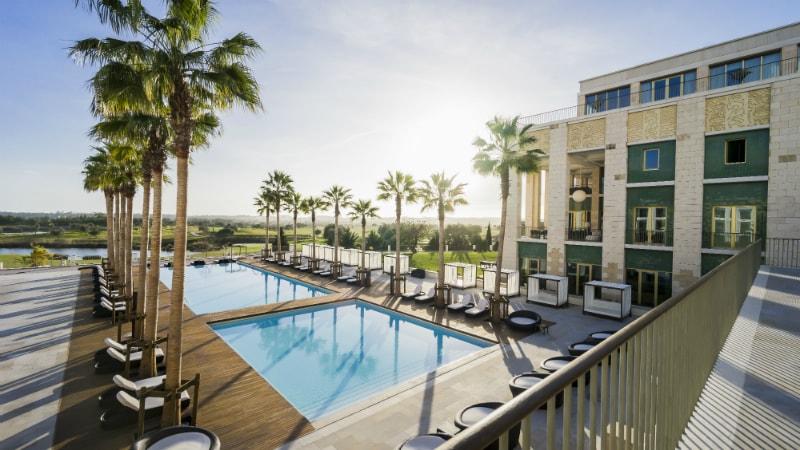 Main Pool - Luxury Holiday at Anatara Vilamoura Algarve | Just Fly Business