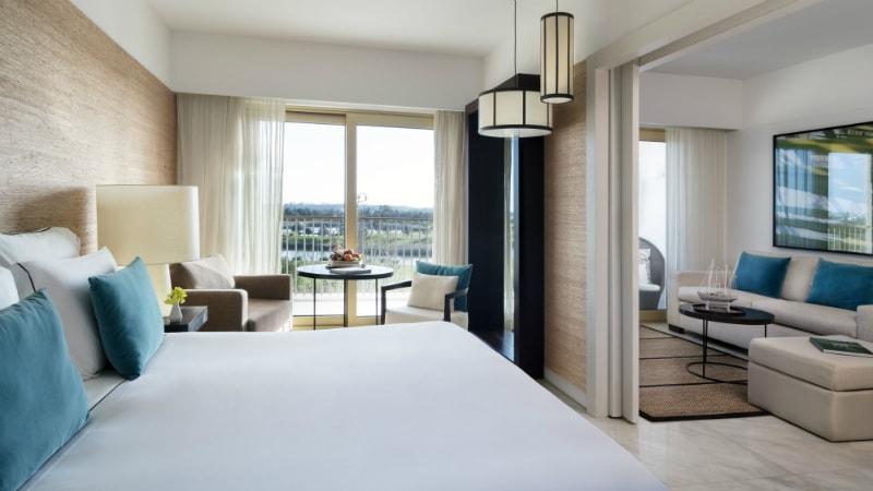 Anantara Vilamoura One Bedroom Golf Suite View