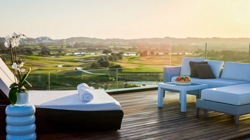 Presidential Golf Suite - Luxury Holiday at Anantara Vilamoura | Just Fly Business