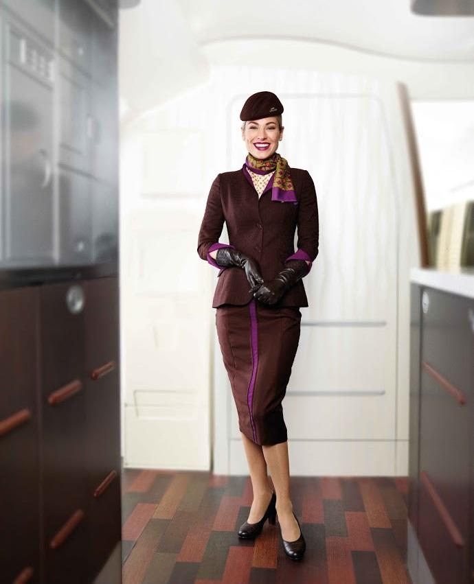 Business Class Flight Steward | Just Fly Business