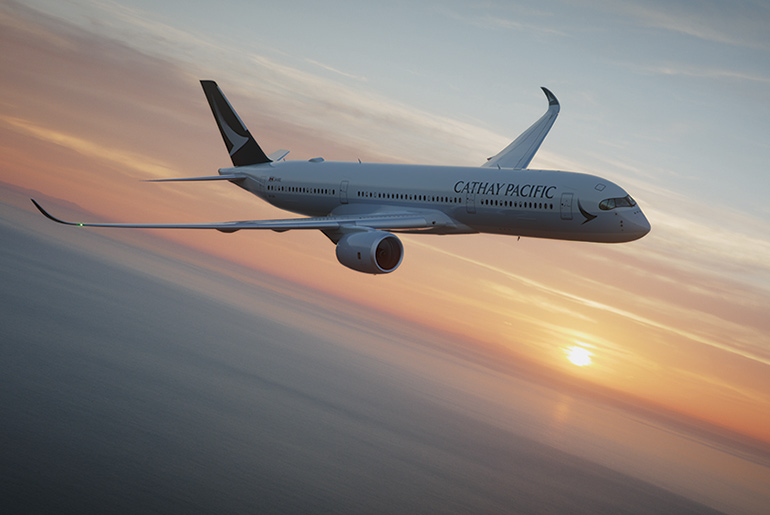 Cathay Pacific Plane - Cathay Pacific business class review | Just Fly Business