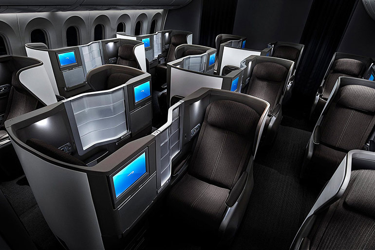 BA Club Class Seat - Best Business Class Airline | Just Fly Business