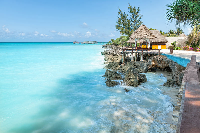 Beach Hut - Zanzibar Tanzania | Just Fly Business