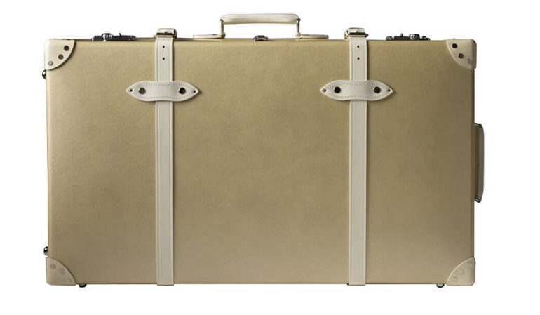 Champagne Suitcase | Just Fly Business