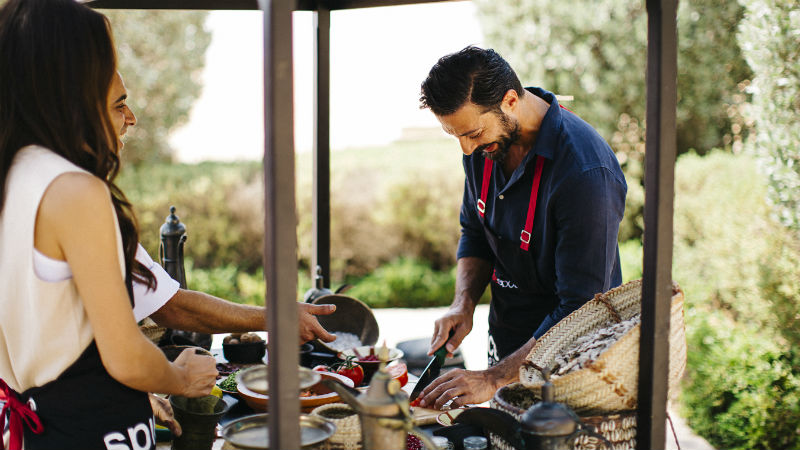 Cooking Class - Anantara, Qasr Al Sarab | Just Fly Business