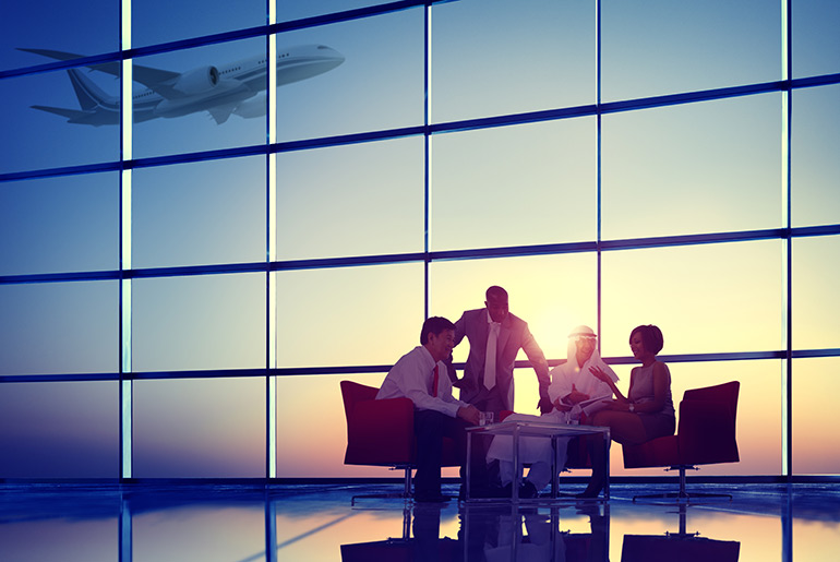 Fly Business Class For Business Meetings | Just Fly Business