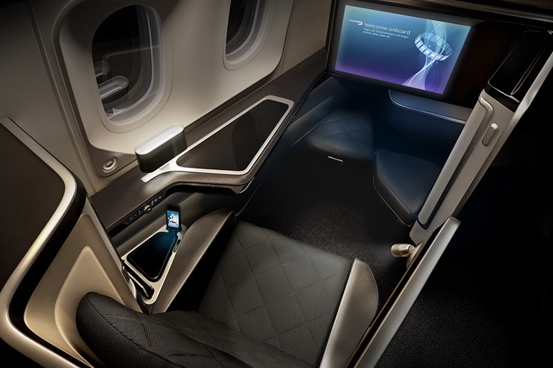 Suite - British Airways First Class | Just Fly Business