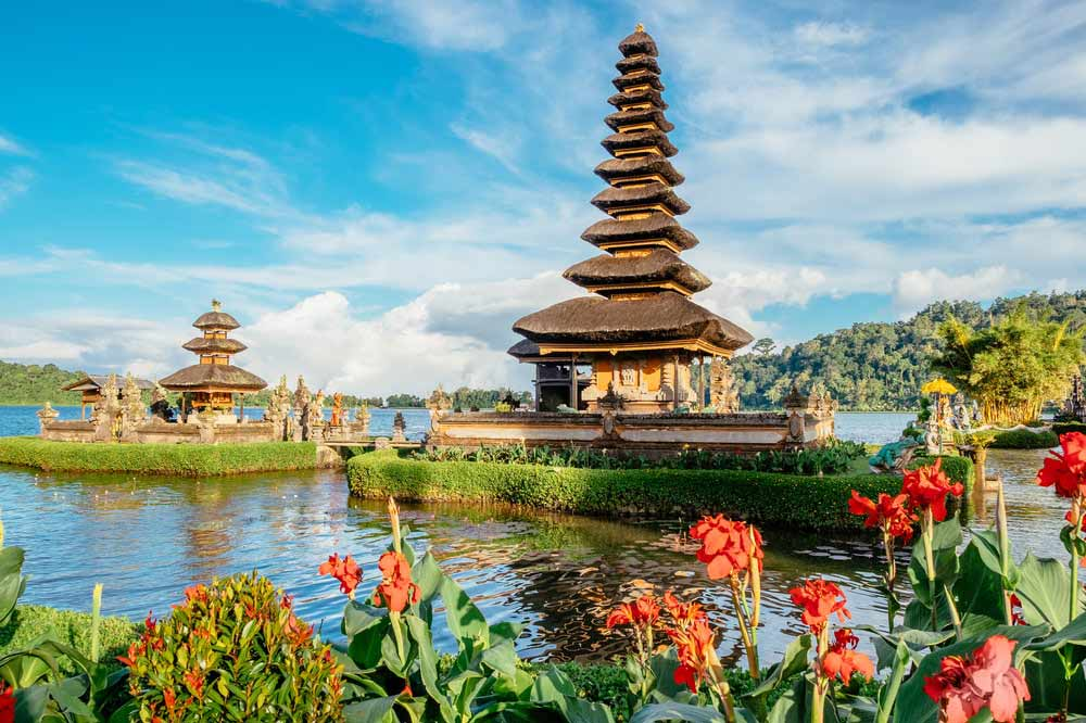 Bali Temple - Malaysia Airlines Business Class | Just Fly Business