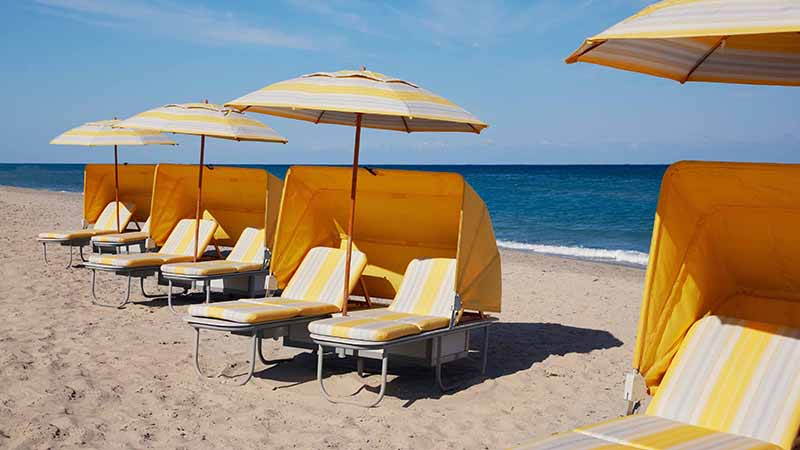 Beach - Luxury Holiday at Boca Beach Club | Just Fly Business