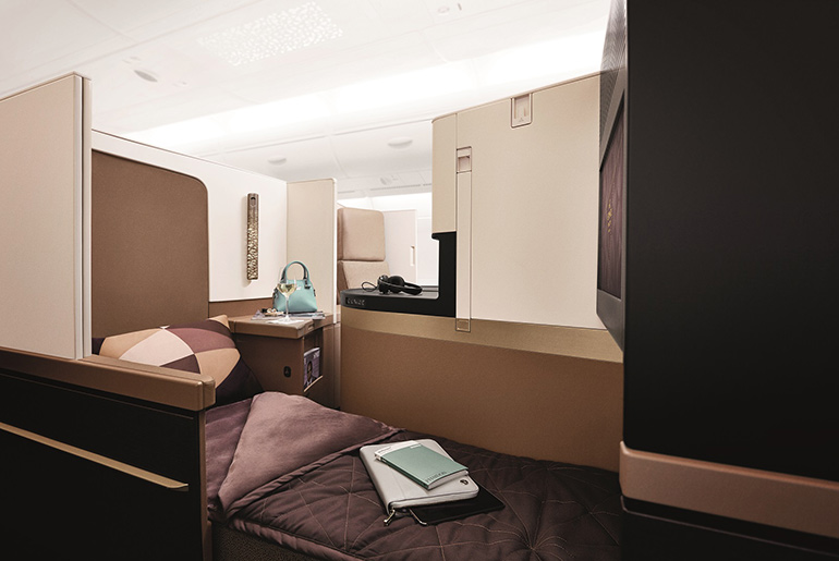 Etihad Airways Business Class - Best Airlines Revealed | Just Fly Business