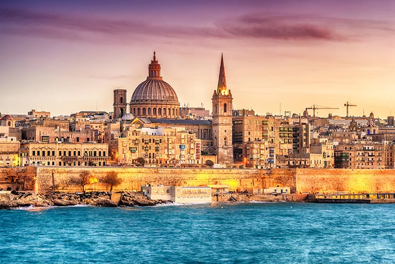 Malta - Best Business Class Summer Destinations 2018 | Just Fly Business