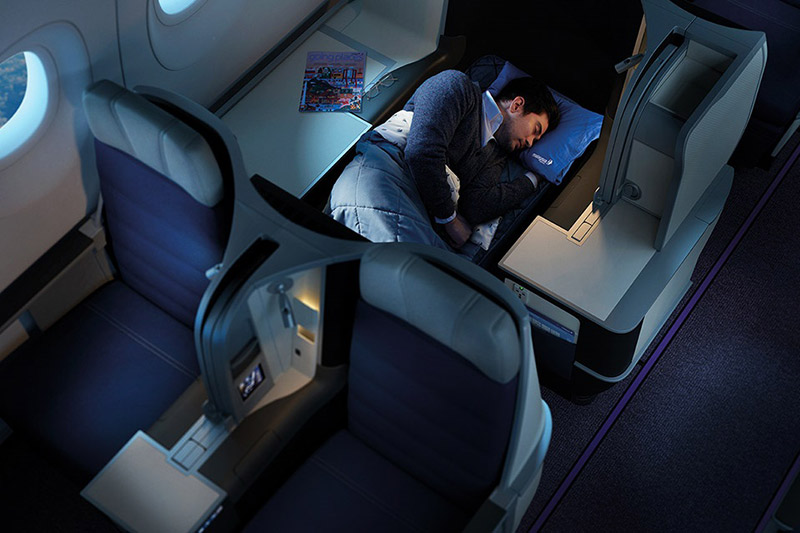 Fully Flat Bed - Malaysia Airlines Business Class | Just Fly Business