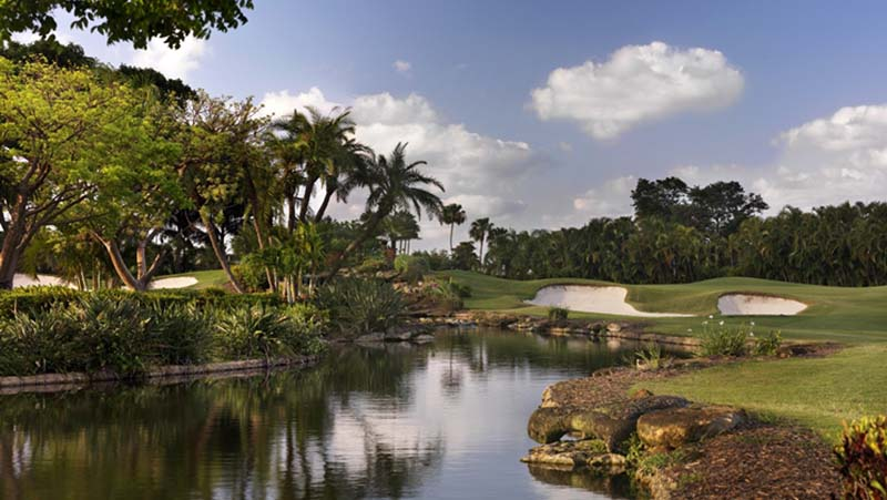 Golf Course - Luxury Holiday at Boca Beach Club | Just Fly Business