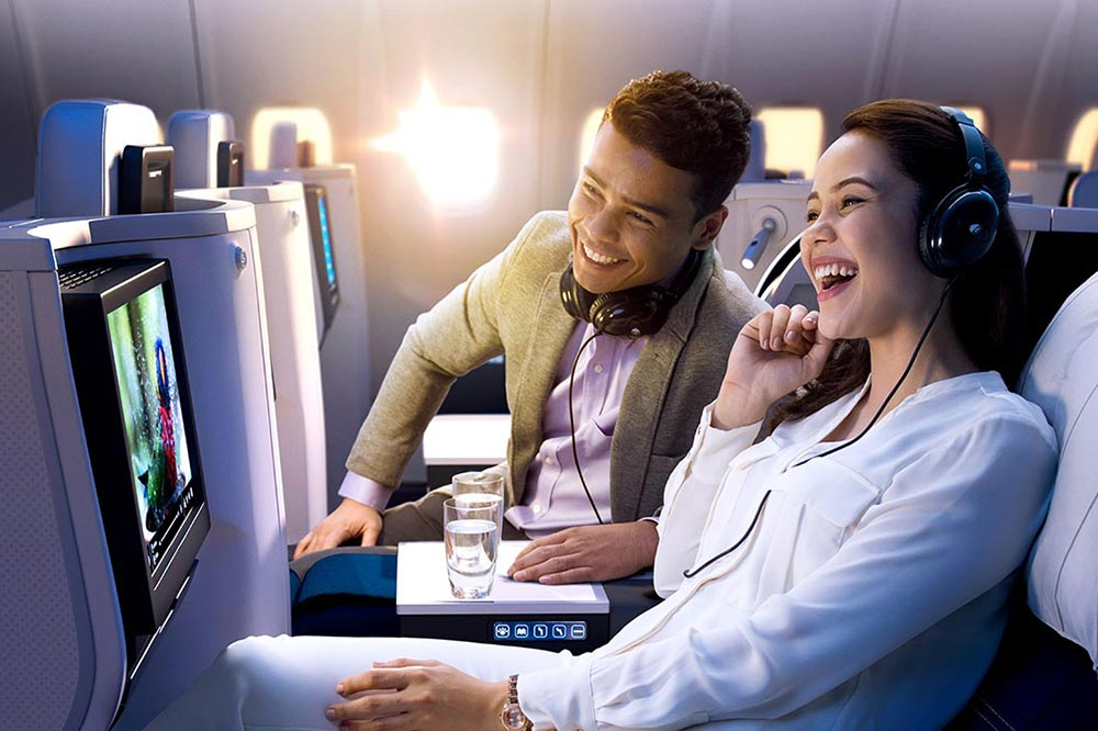 Your Next Means of Travelling - Malaysia Airlines Business Class | Just Fly Business