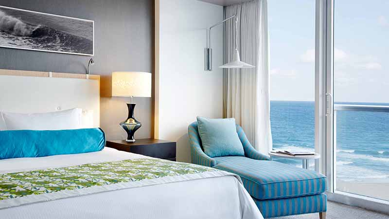Ocean Vista Room - Luxury Holiday at Boca Beach Club | Just Fly Business