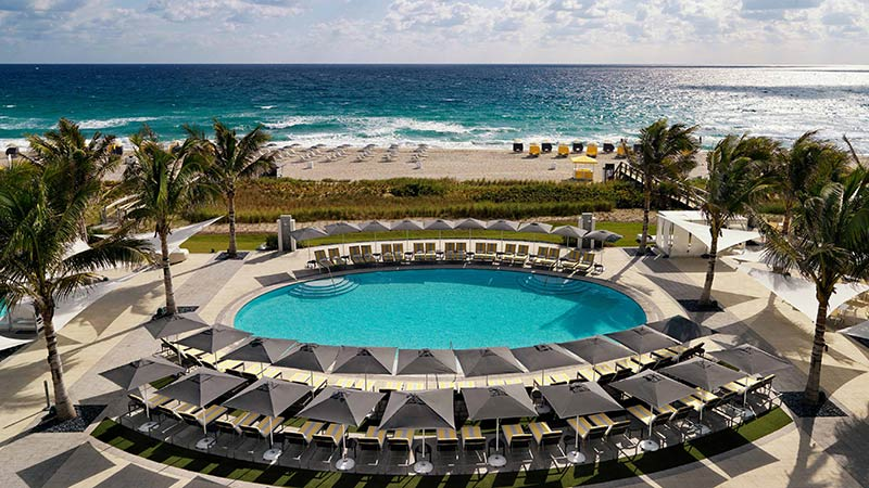 Outdoor Pool - Luxury Holiday at Boca Beach Club | Just Fly Business