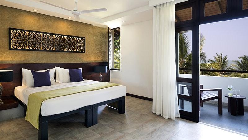 Deluxe Sea View Room at Avani Kalutara Resort, Sri Lanka