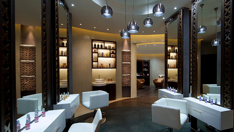 Hair Salon - Anantara Eastern Mangroves Hotel | Just Fly Business