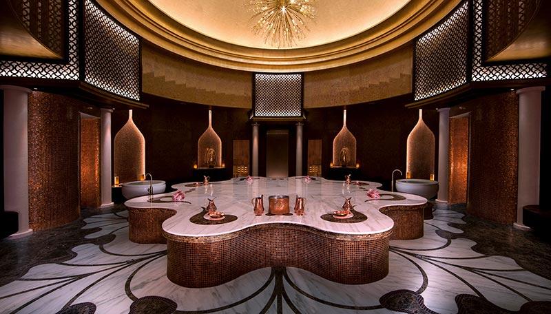 Hammam - Anantara Eastern Mangroves Hotel | Just Fly Business