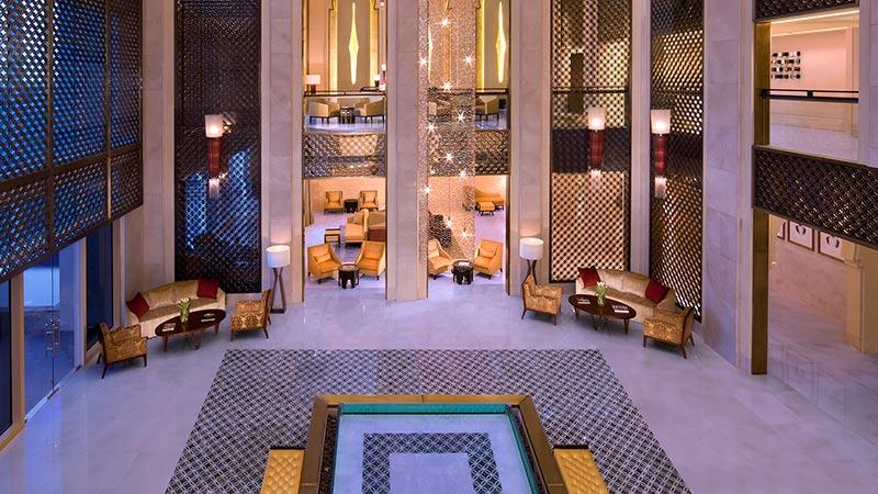 Lobby - Anantara Eastern Mangroves Hotel | Just Fly Business