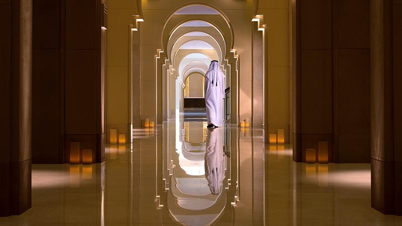 Lobby Corridor - Anantara Eastern Mangroves Hotel | Just Fly Business