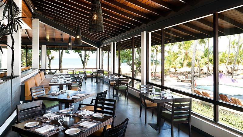 The Mangrove Restaurant at Avani Kalutara Resort, Sri Lanka