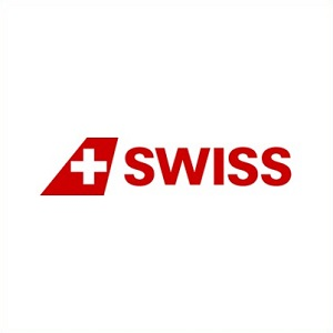 SWISS Air logo   Just Fly Business