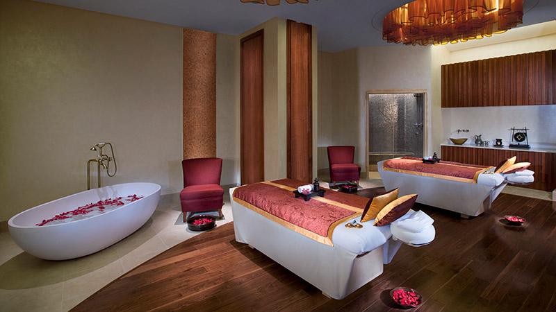 Spa Room - Anantara Eastern Mangroves Hotel | Just Fly Business