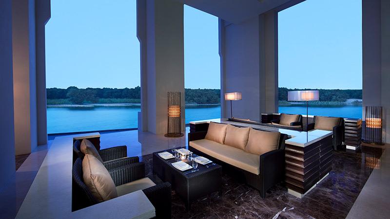 Terrace Restaurant - Anantara Eastern Mangroves Hotel | Just Fly Business