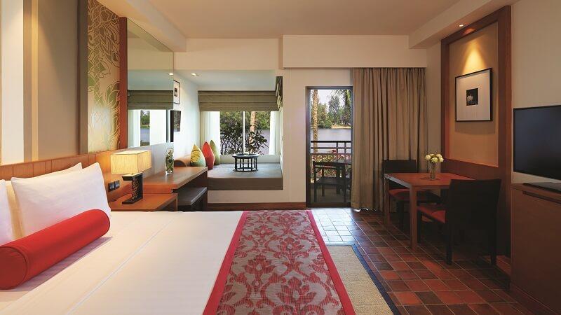 Lagoon View Room, Outrigger Laguna, Phuket