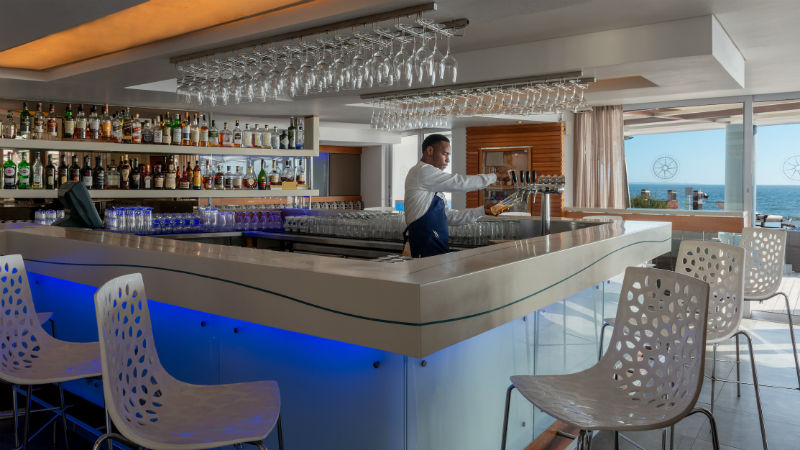 Tabago Bar at the Radisson Blu Hotel Waterfront, Cape Town