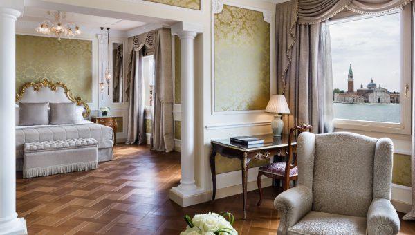 Baglioni Hotel Luna, Venice. View from a suite.
